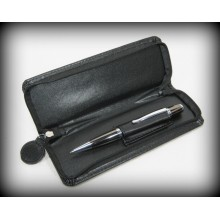 Leather Pen Wallet - Single