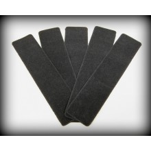 Velvet Sleeves Large - Black