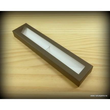 Paper Pen Box - Black