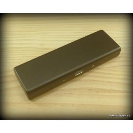 Aluminium Pen Box - Black