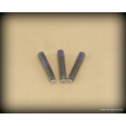 Fountain Pen Cartridge Refill - Blue