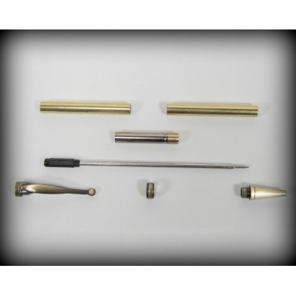 Fancy Slimline Kit - Antique Bronze
