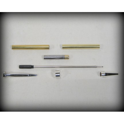 Streamline Kit - Silver