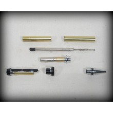 Cigar Pen Kit - Chrome