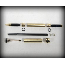 Classic Rollerball Pen Kit - Gold