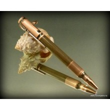 Bolt Action Bullet Pen Kit - Antique Rose