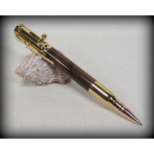 Bolt Action Bullet Pen Kit - Gold