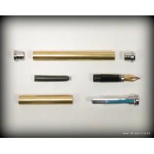 Traditional Fountain Pen Kit - Chrome