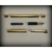 Traditional Fountain Pen Kit - Gold