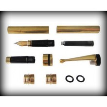 Classic Fountain Pen Kit - Gold