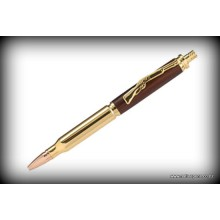 Bullet Click Pen Kit - Gold