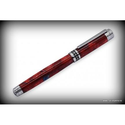 Sky Fountain Pen Kit - Chrome