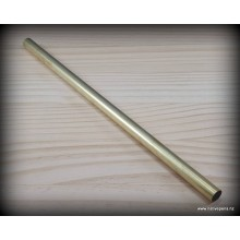 Cigar Brass Tube - 10 inch