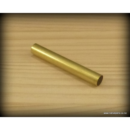 Gear Pen Brass Tube