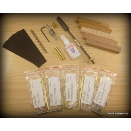 Basic Starter Pack - Morse Taper #2