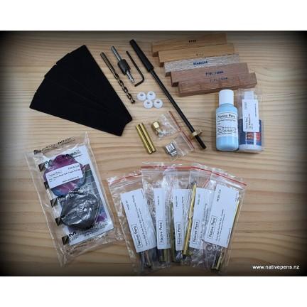 Deluxe Starter Pack - Morse Taper #1