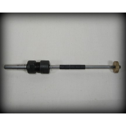 Adjustable Collet Mandrel - #1 Morse Taper