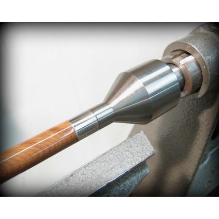 Mandrel Support - #1 Morse Taper