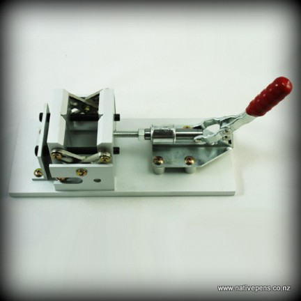 Pen Blank Centre Drilling Vice